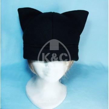 Gato negro sencillo