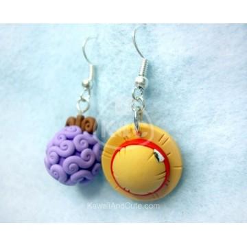 Sombrero Luffy & Akuma no mi