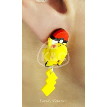 Playful Pikachu