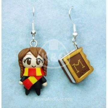 Hermione + Libro de Magia