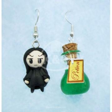 Snape y Poción