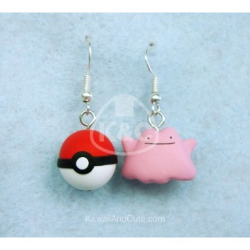 Ditto y Pokeball