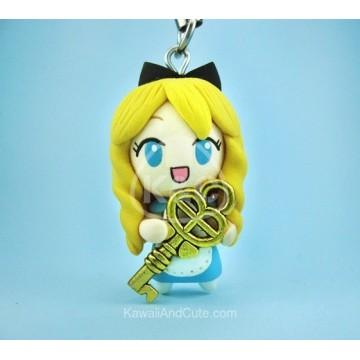 Alicia con llave