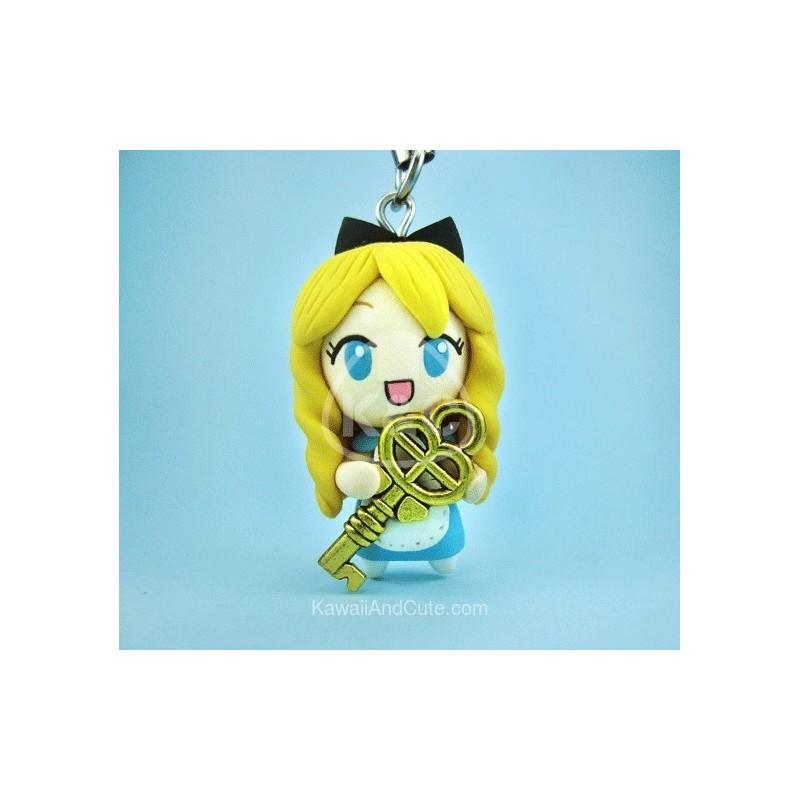 Alice with key