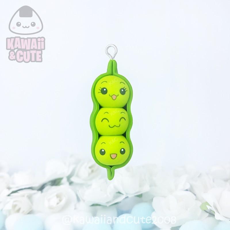 Green Peas Kawaii