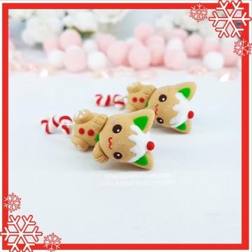 Christmas Ginger Cat
