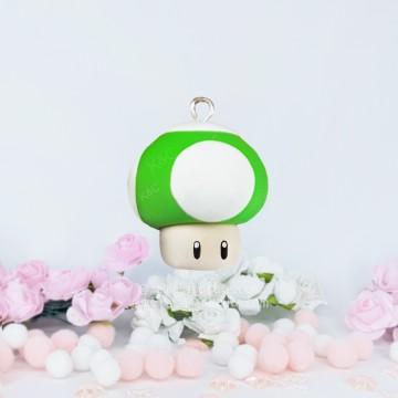 Green mushroom