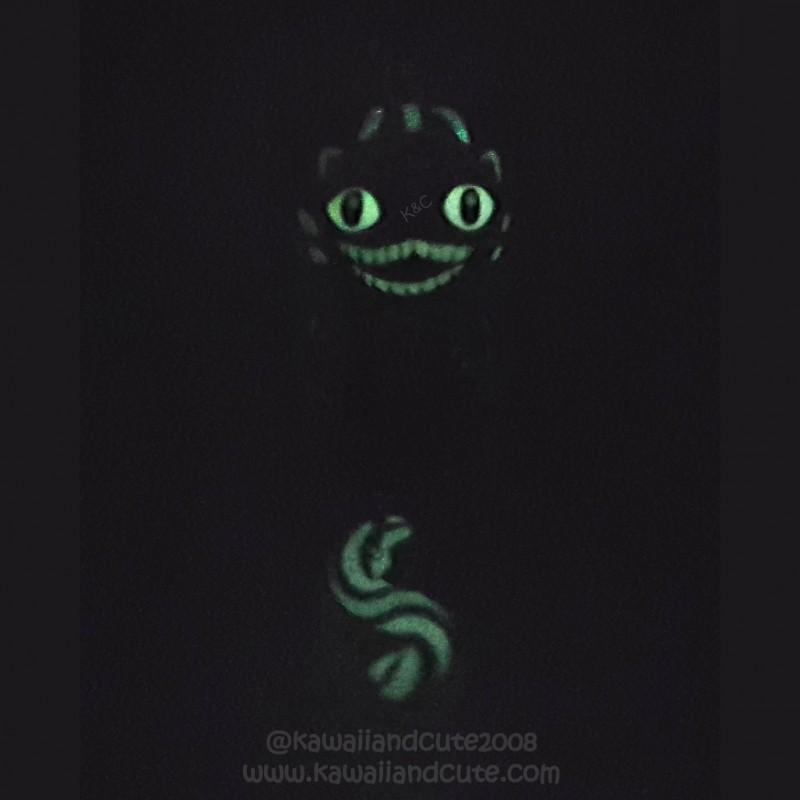 Gato Cheshire Cuelga Orejas