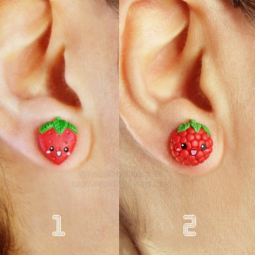Kawaii berries