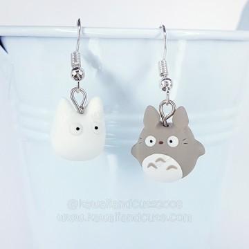 Totoro Gris & Totoro blanco