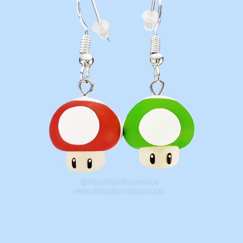 Mushroom Super Mario Bros