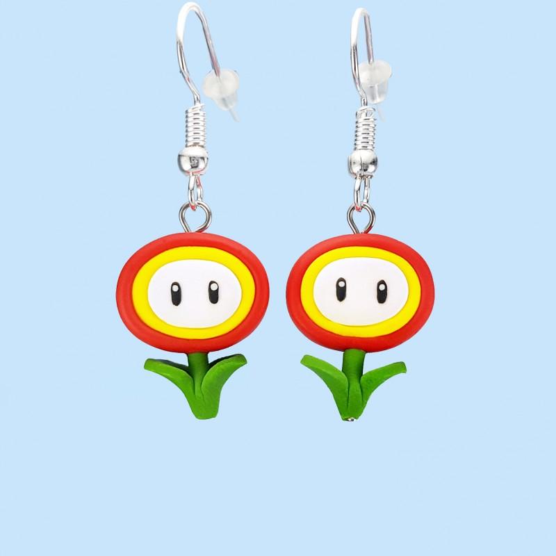 Flower Super Mario Bros