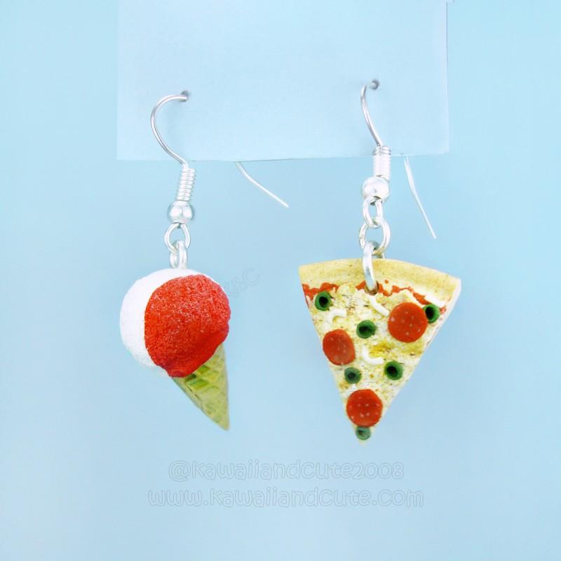Pizza y Helado