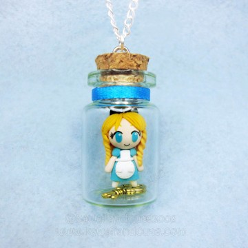 Alice in Bottle