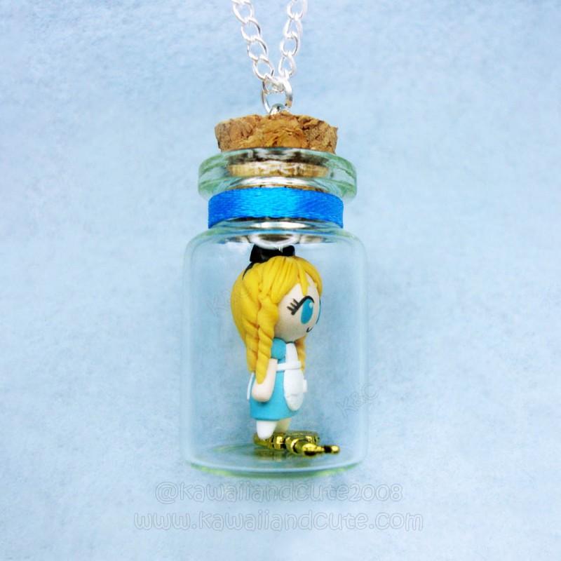 Alice in Bottle