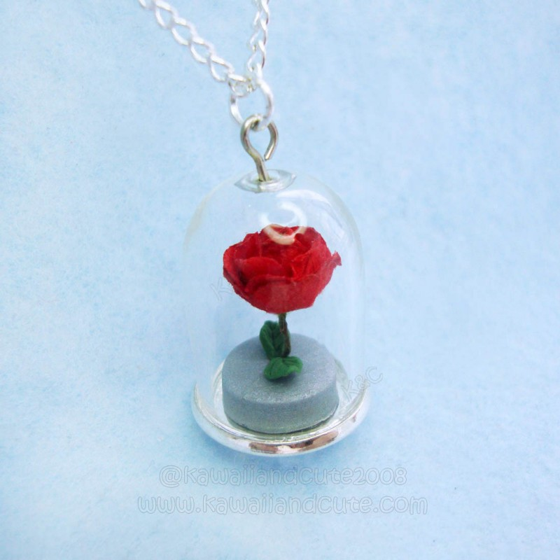 Rose with little dome