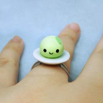 Mochi verde