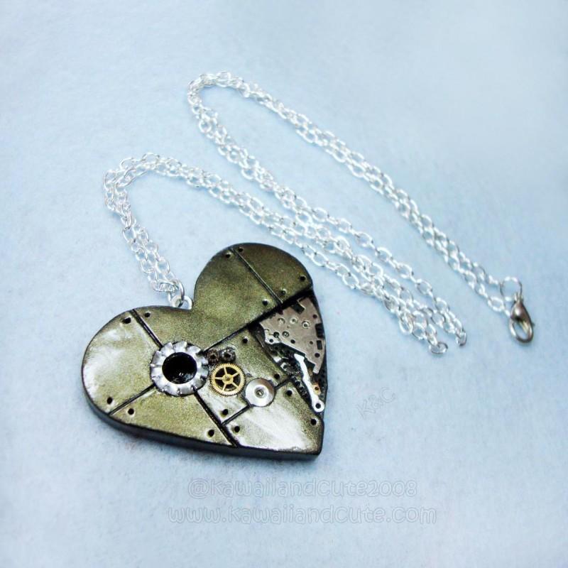 Bronze Heart Gear