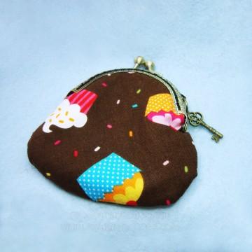 Monedero Cupcakes