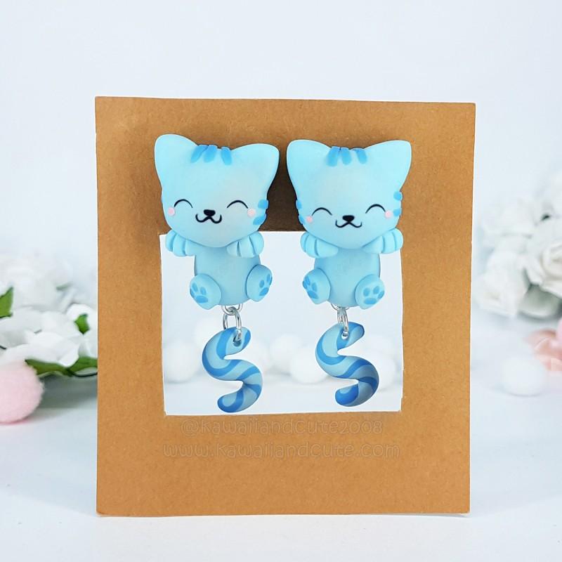 Light Blue Cat