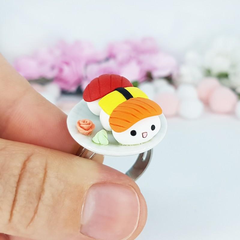Sushi triple