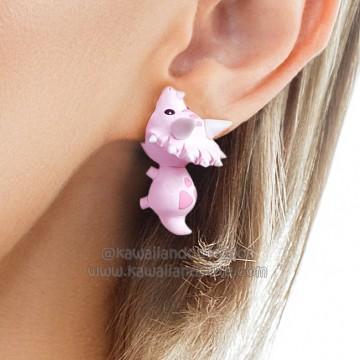 Pink Triceratops